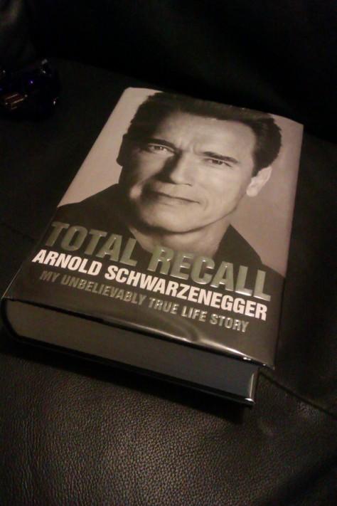 Arnie's biography
