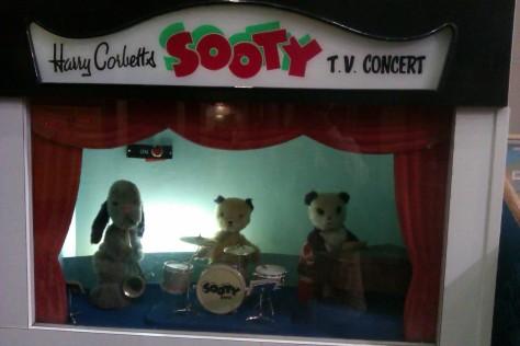 sooty concert
