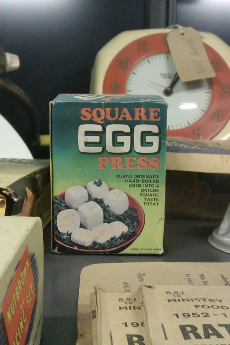 square egg press
