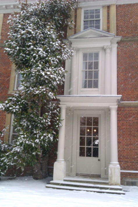 rear forty hall