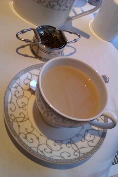 afternoon tea jubilee