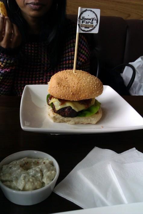Jimmy burger