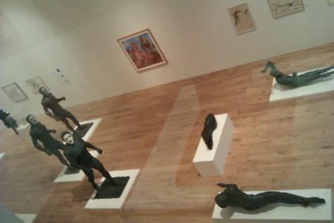 frink sculptures
