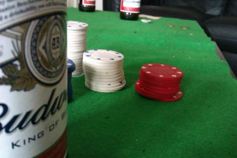 buds and poker