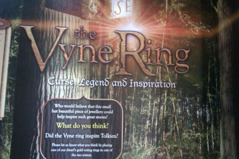 The Vyne Ring