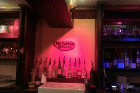 big pappa's bar