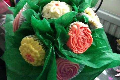 chysanthemum cake