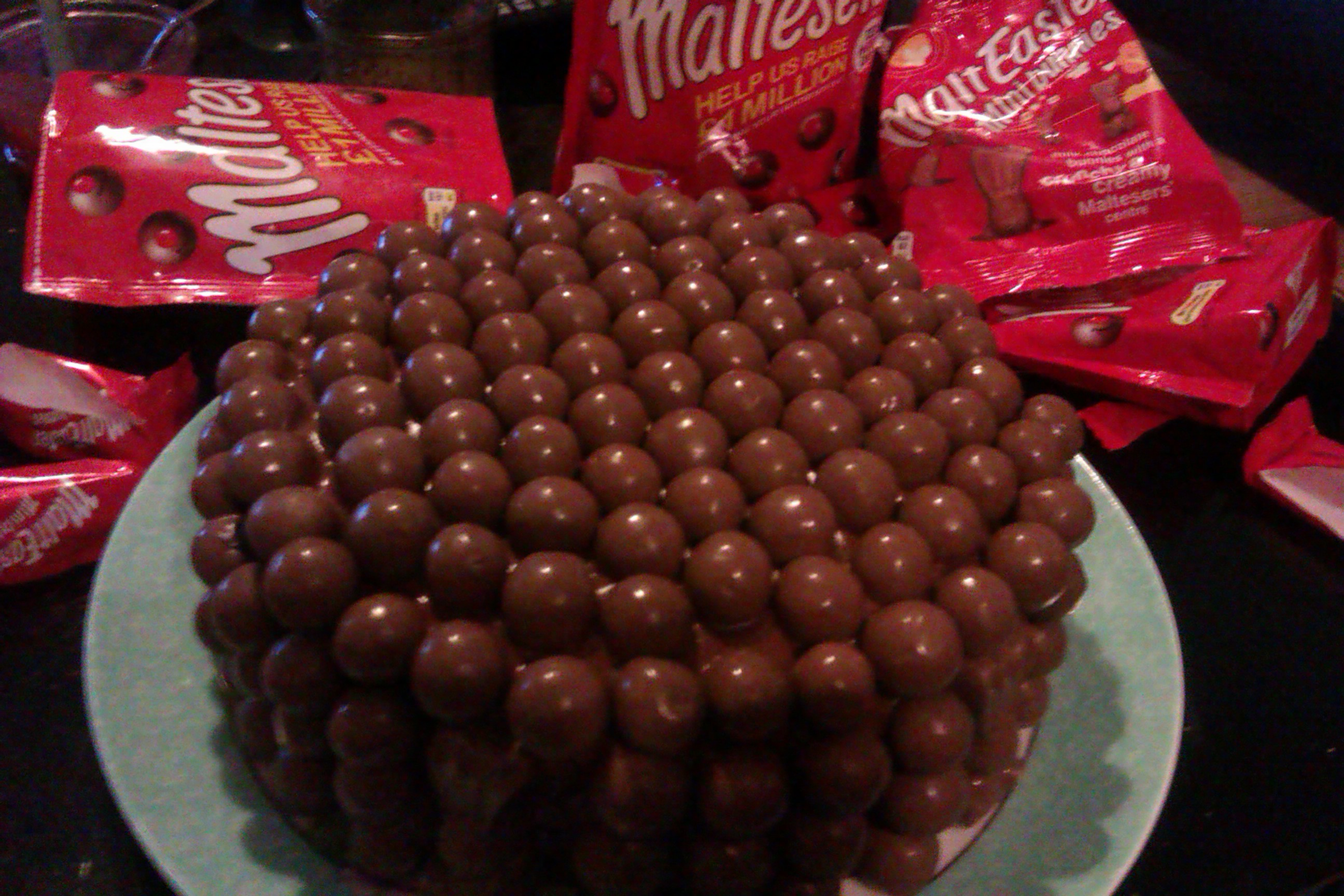 Cake Cookies And Maltesers