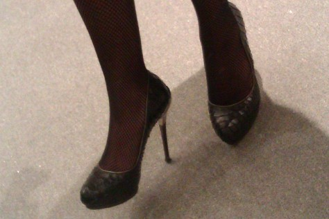 steel heel