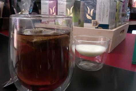 tea and milk lamborghini