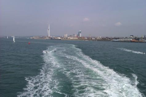 portsmouth skyline