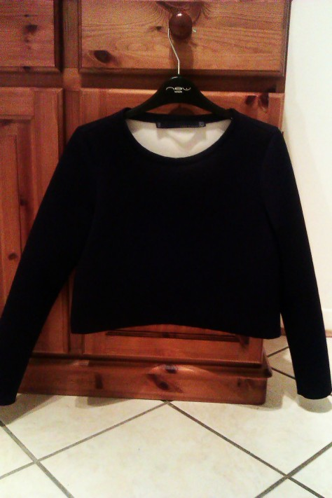 neoprene zara jumper short
