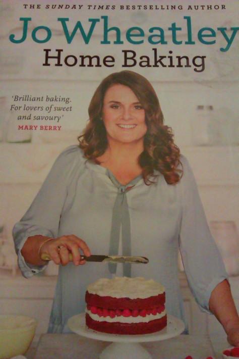 Jo Wheatley home baking