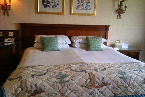 celtic manor bed