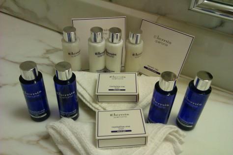 elemis hotel products