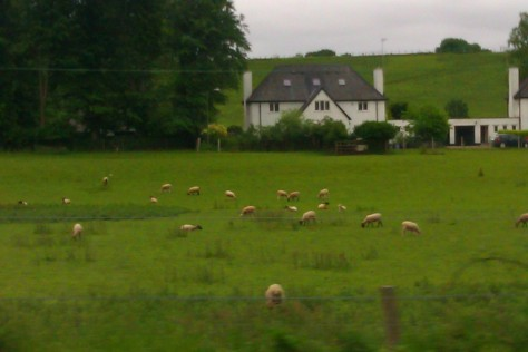 Welsh countryside