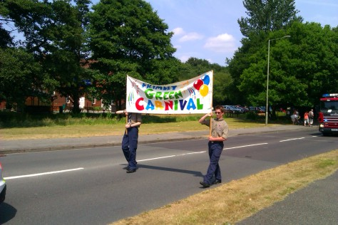 Frimley green Carnival