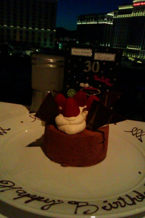 surprise dessert