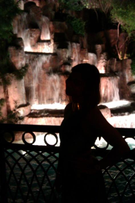 wynn at night