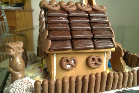 gingerbread house 5
