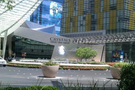 fountains city center las vegas