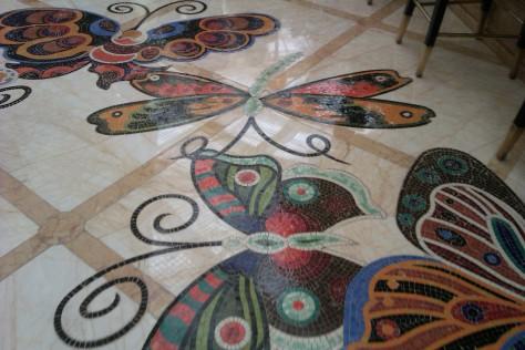 butterflies las vegas wynn