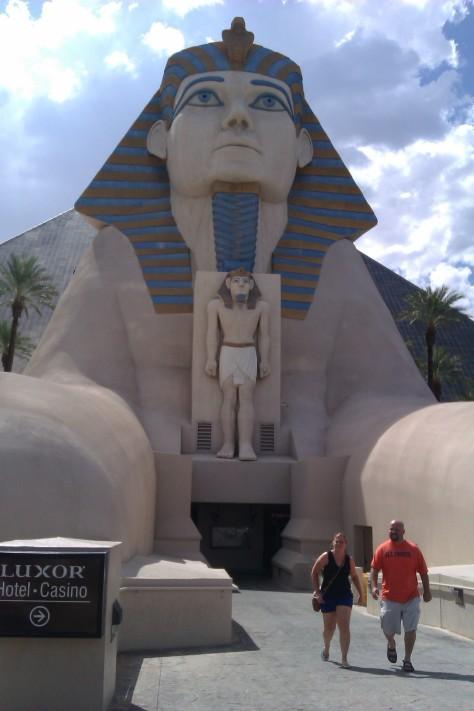 sphinx luxor las vegas hotel