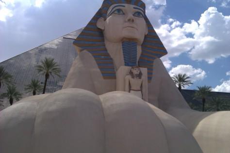 sphinx las vegas luxor hotel
