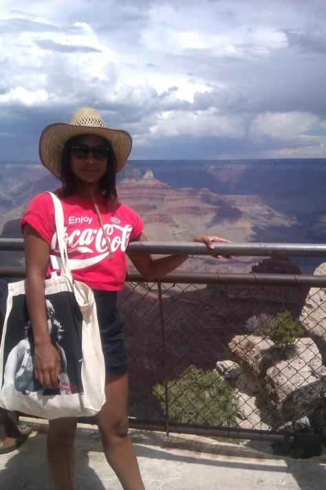 coca cola at grand canyon