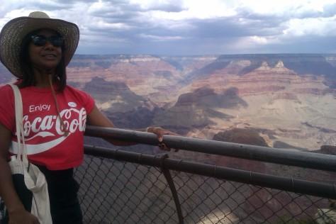 sharmeen coca cola grand canyon