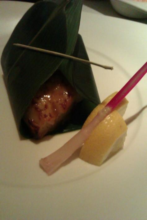 Black Cod den miso half portion