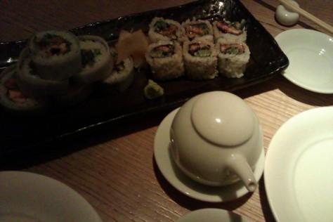 soya sauce sushi