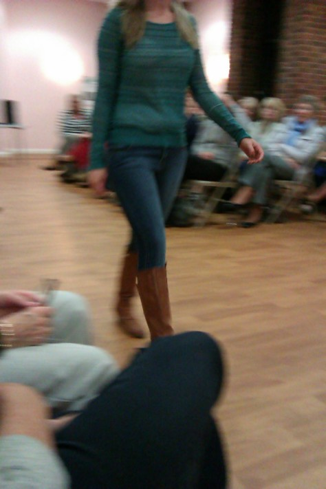 frimley fashion show - katcando