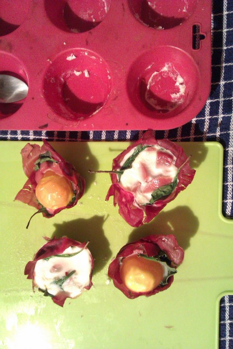 muffin bresaola