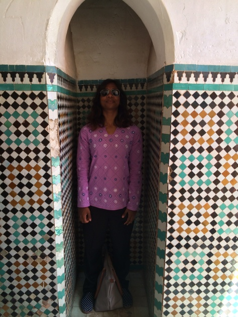 Sharmeen Khan Saadian tombs