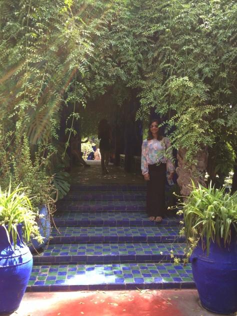 Majorelle Gardens s khan