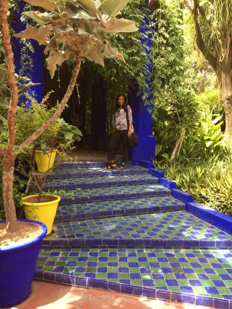 Majorelle Gardens n khan