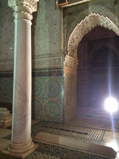Saadian Tombs 5