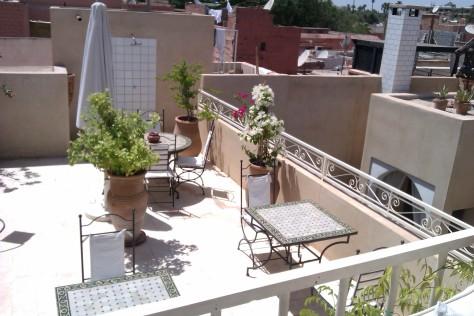 riad nafis terrace