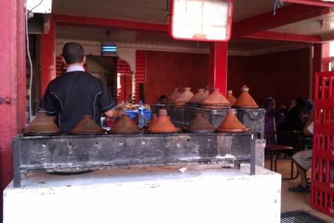 cooking tagines