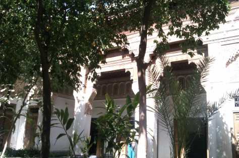 el bahia palace