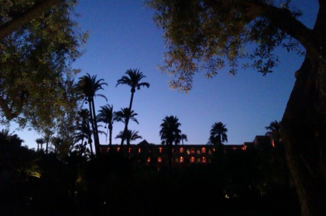 la mamounia at night 2