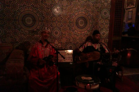 berber singing