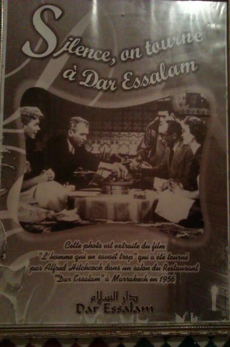Dar essalam film poster