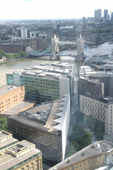 more views from the shard
