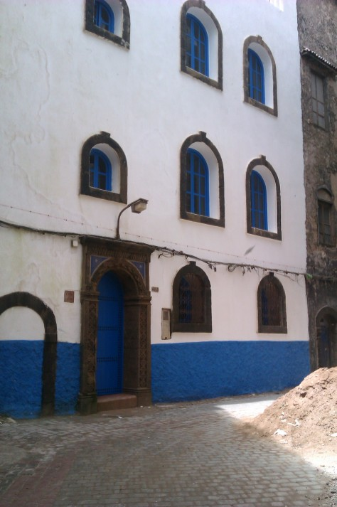 coastal blue morocco